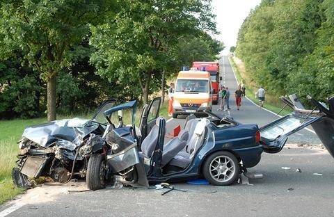 A93 Unfall Gestern