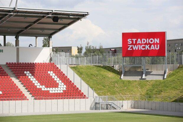 Zwickau Neues Stadion