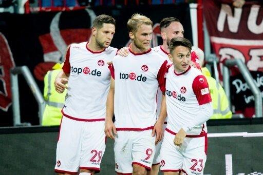 Bundesliga: St. Pauli und Kaiserslautern trennen sich 1:1