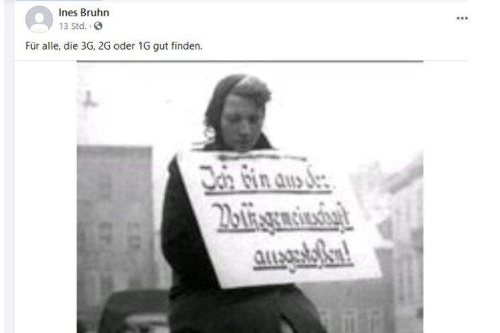 NS-Vergleich: Professorin der Zwickauer Hochschule verteidigt Facebook-Post | Freie Presse - Zwickau