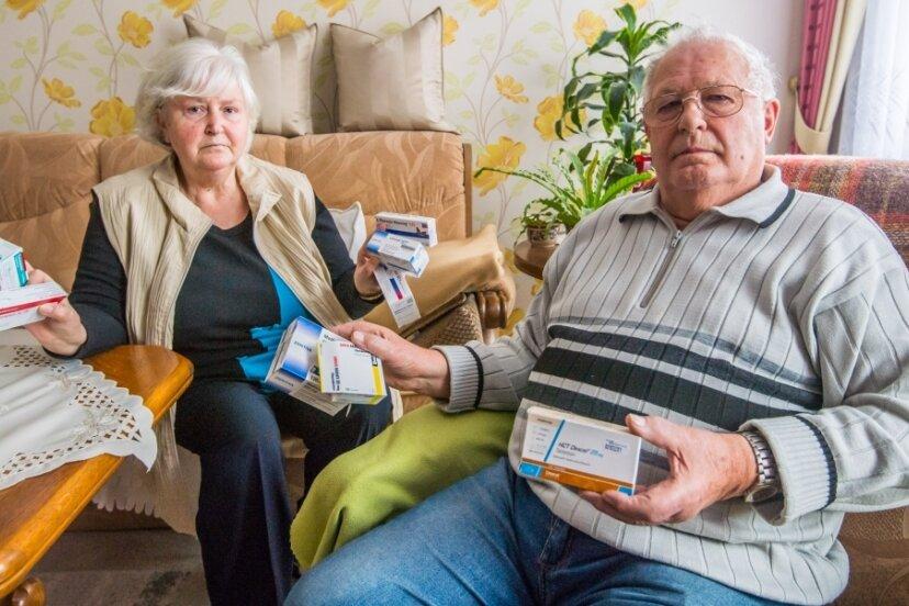 Stollberger Rentner-Paar sucht verzweifelt einen Hausarzt