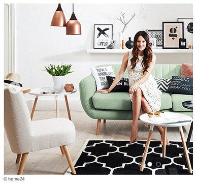 Home24 der bequeme m belkauf vom sofa aus freie presse for Home24 karriere