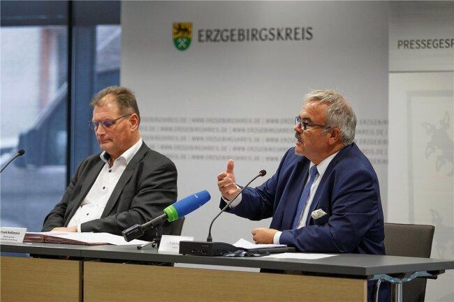 Grenzwert gerissen: Warum das RKI das Erzgebirge am Montag noch nicht als Risikogebiet eingestuft hat
