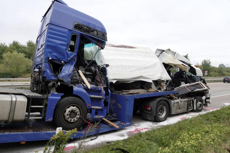 Unfall Auf Der A4 Heute