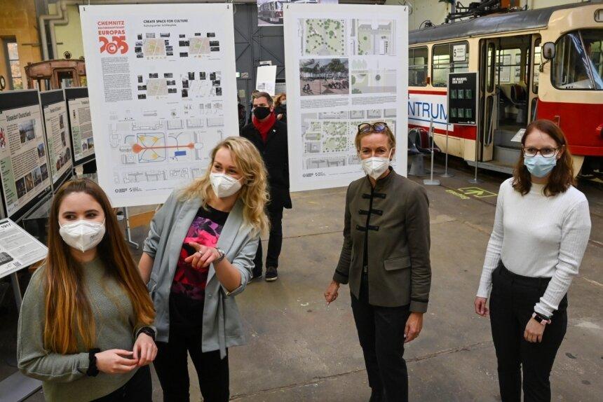 Problemzonen in Chemnitz: Dresdner Studierende machen Vorschläge | Freie Presse - Chemnitz