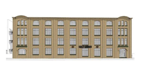 chemnitz harley davidson will in alte textilfabrik ziehen. Black Bedroom Furniture Sets. Home Design Ideas