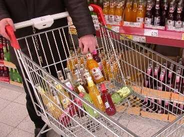 Der Wert der Kodierung vom Alkohol in barnaule