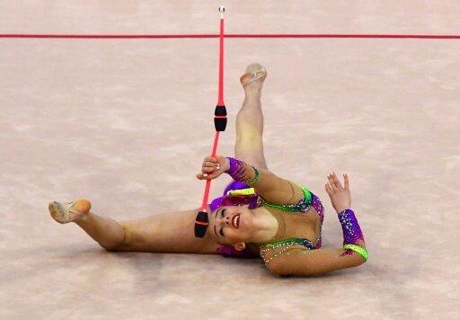 sport gymnastik olympischen spiele - photo #28