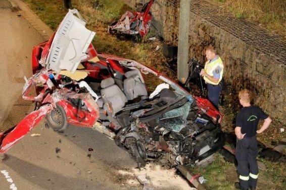 VW-Fahrer nach Unfall auf dem Südring gestorben