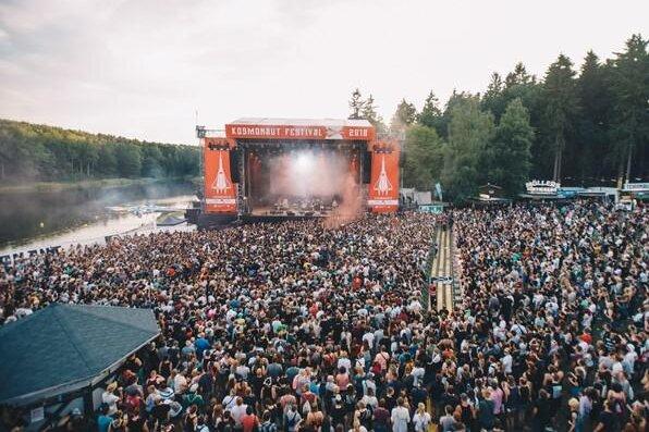 Kosmonaut Festival 2019 Gewinnspiel