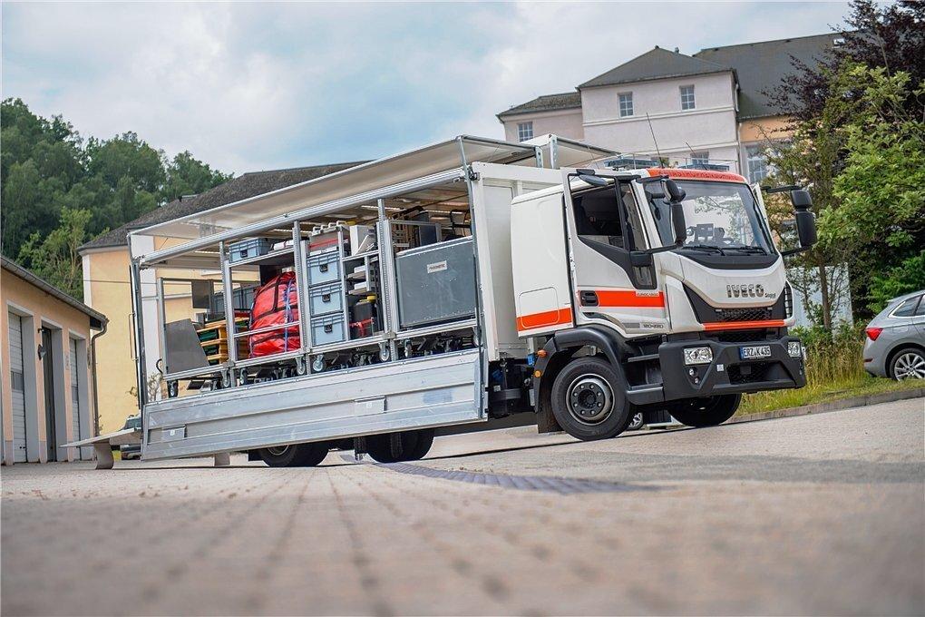 Katastrophenschutz: Warum 300 Einsatzkräfte am Freitagabend gemeinsam trainieren werden