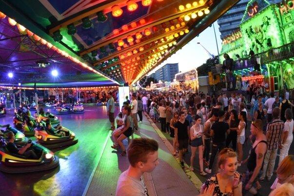 Stadtfest In Chemnitz