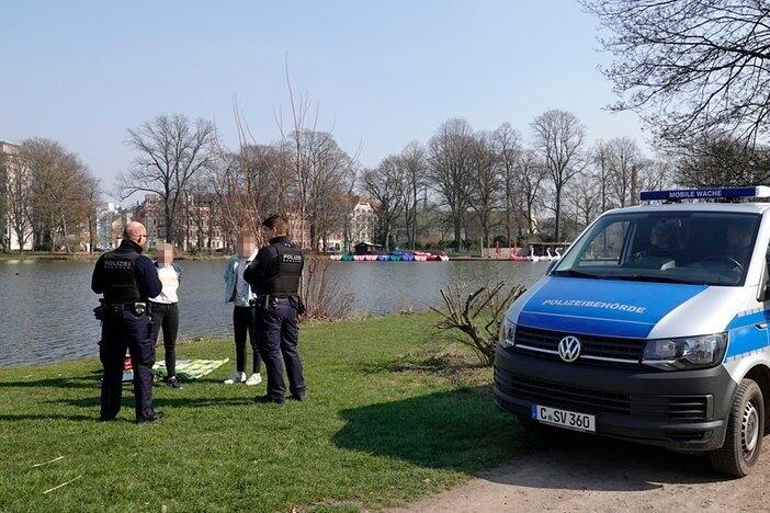 Corona: Die Lage in Chemnitz am Dienstag