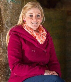 """Nancy Hübner (26), Zwönitz: """"Man lernt, lange, beständige Beziehungen zu schätzen."""""""