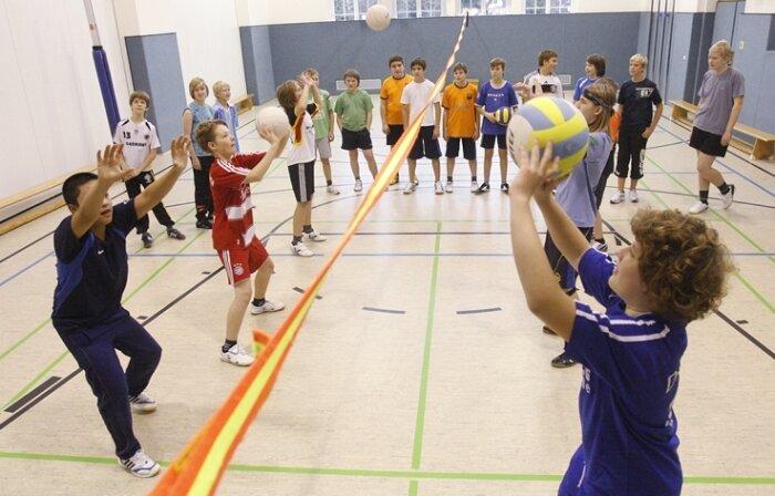 Förderung des Sports in Schulen Ausgabe 1 Erste Seite